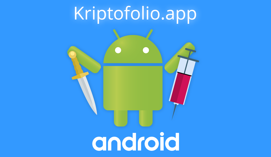 Kriptofolio app series - Part 4: Dependency Injection with